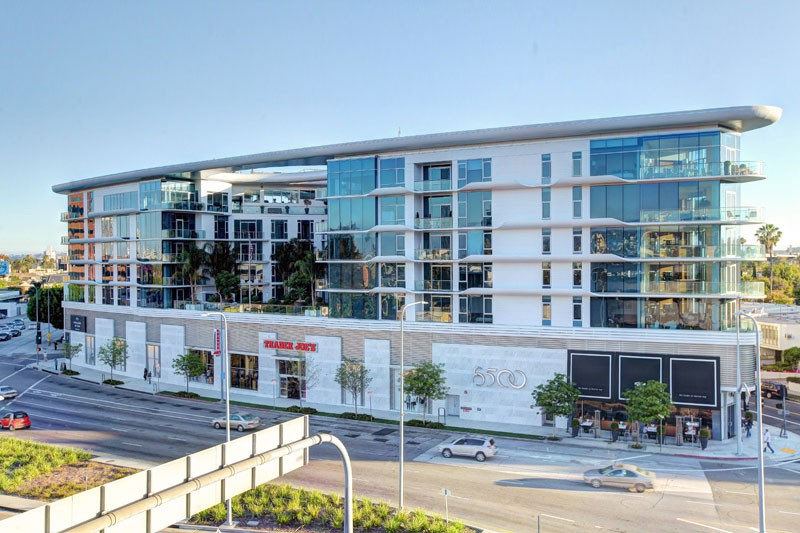 luxury apartments 8500 burton way los angeles